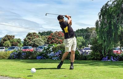 20210101 Brandon Tai - New Year golf at Waikanae 07
