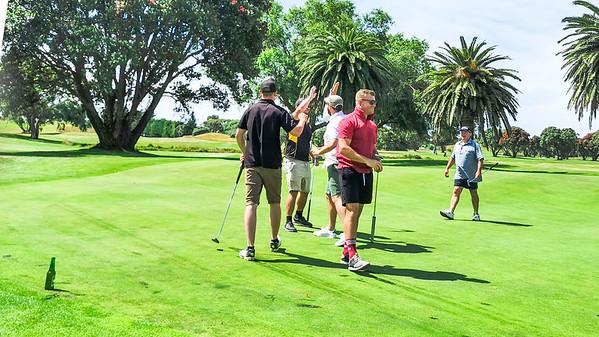 20210101 Brandon Tai winning Playoff at New Year golf at Waikanae 22