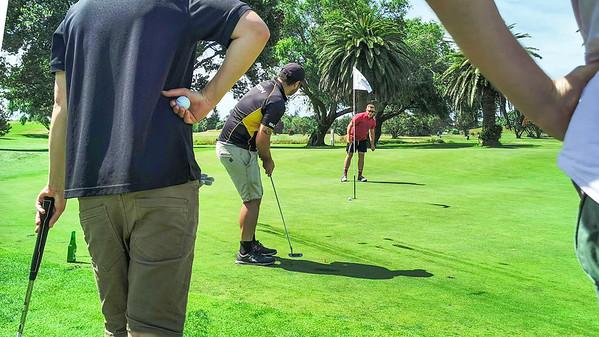 20210101 Brandon Tai - Playoff at New Year golf at Waikanae 19