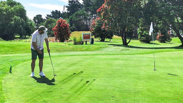20210101 Matt McGuiness - Playoff at New Year golf at Waikanae 15