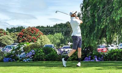 20210101 Brad Carter - New Year golf at Waikanae 12