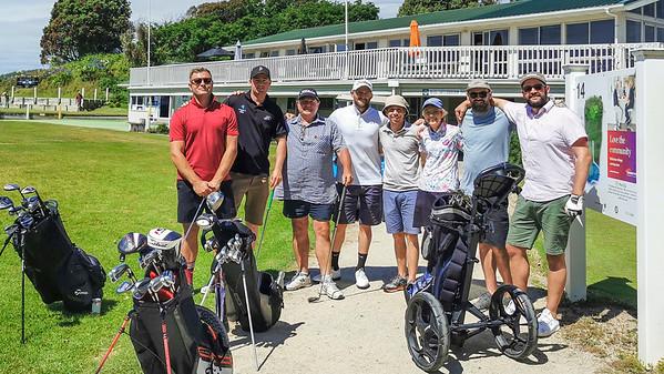 20210101 New Year golf at Waikanae 01