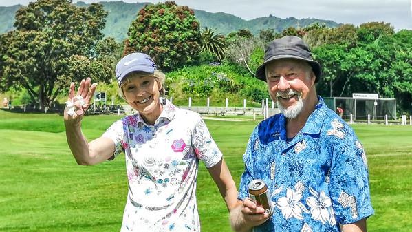 20210101 Janet & Gary New Year golf at Waikanae 13