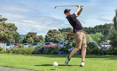 20210101 Dave Matthews - New Year golf at Waikanae 06
