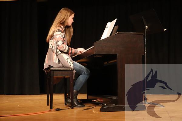 Jan 26 Talent Show