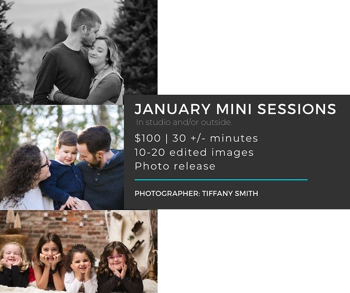 January Mini Sessions