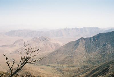 Garnet Peak 2007