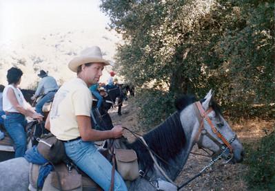 Holidays on Horseback