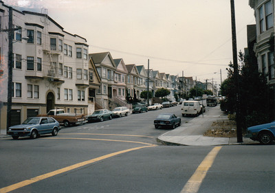 San Francisco 1985 and 1989