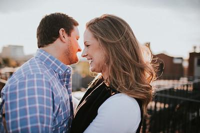 Jane & Mike // Engaged