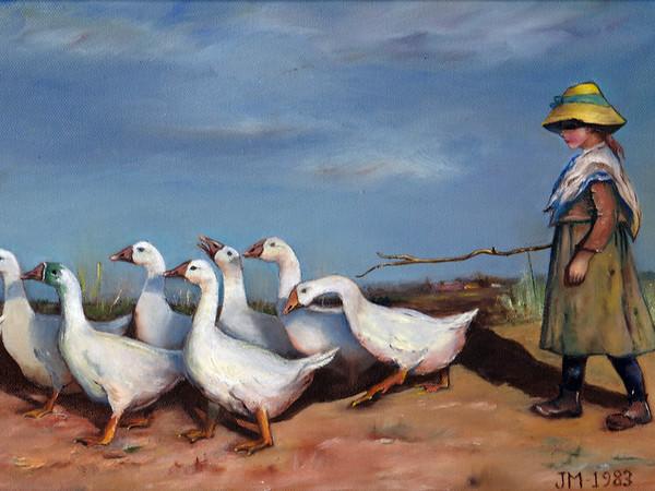 Jane Miller's Oils & Watercolors