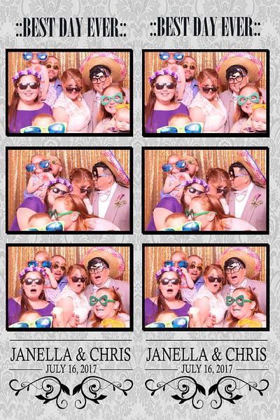 Janella & Chris' Wedding  |  07.16.2017