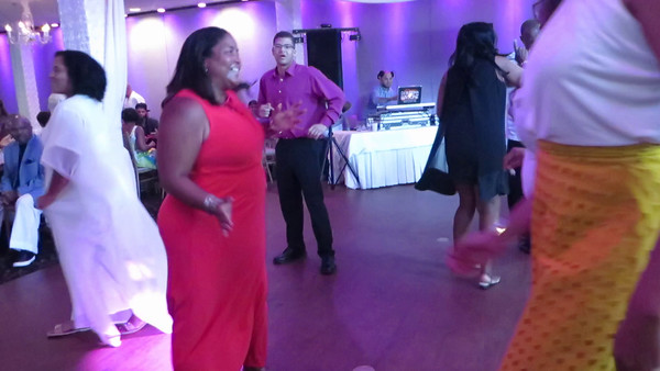 2016  Jeanella's 60th Dancing