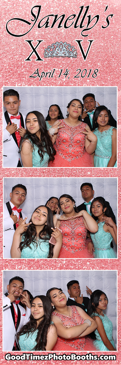 Janelly's XV