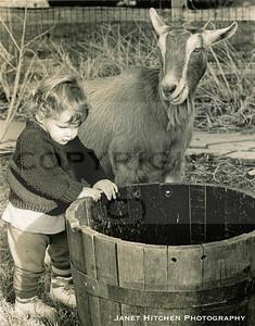 child and goattx