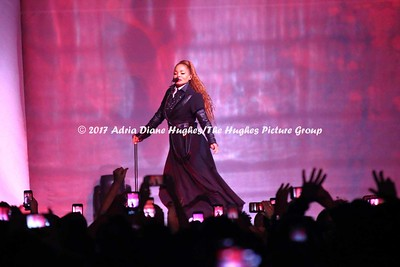 Janet Jackson performs live her State of the World 2017 concert tour at Wells Fargo Center