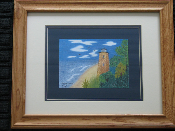"Title: ""Old Cape Henry Light House VA""  <br /> Signed And Numbered Print<br /> Size: 11x14<br /> Price: $49  plus Tax-S&H<br /> Email Your Order: JanetLynchArt@gmail.com"
