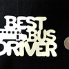 "Title: ""Best Bus Driver"" - Hand Cut Parchment<br /> Price: $6<br /> This item ships free in U.S. and Canada when shipped with an equal or lesser item<br /> <br /> ~ Scherenschnitte (hand paper cutting) Christmas Ornament<br /> Signed and dated by Janet Lynch<br /> <br /> ~ All Christmas ornaments can be personalized with names in Calligraphy<br /> Water Mark will not appear on your art order<br /> <br /> ~Want this as a print on a 5x7 Note Card? <a href=""http://www.etsy.com/listing/71810088/note-cards-5x7-choose-any-photo-or-paper"">http://www.etsy.com/listing/71810088/note-cards-5x7-choose-any-photo-or-paper</a><br /> <br /> ~ Want this as a print on a jewelry pendant? <a href=""http://www.etsy.com/listing/74448914/cape-hatteras-lighthouse-fine-art"">http://www.etsy.com/listing/74448914/cape-hatteras-lighthouse-fine-art</a><br /> <br /> ~ Special Custom requests welcome.....just email me and I will do my best to work with you. If you have a theme or particular interest I am sure I have a design for you......or I will design one just for you.<br /> <br /> ~Visit our shop to see all my hand cut Scherenschnitte Art, Fine Art Photography, Prints, Christmas Ornaments, Bookmarks, Note Cards, Photo Pendants, Jewelry:<br /> <a href=""http://artgalleryriverrd.etsy.com"">http://artgalleryriverrd.etsy.com</a>"