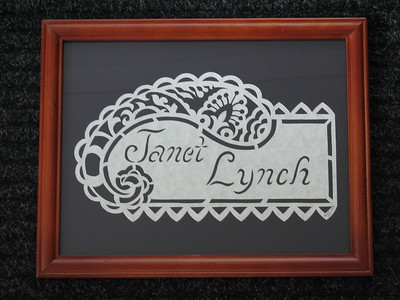 Custom - Personal Orders - Welcomed  Price: Starting At $59 plus tax S&H Email Your Order: JanetLynchArt@gmail.com
