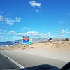 Crossing into Arizona