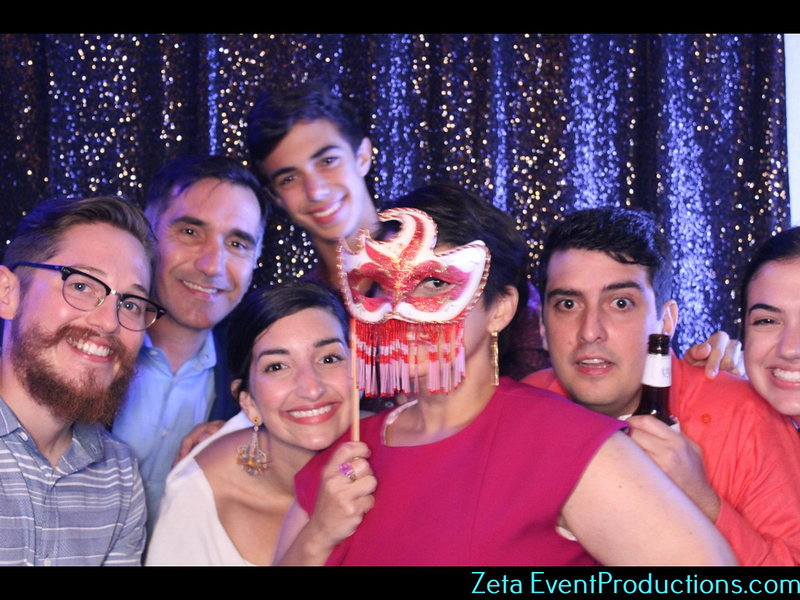 Jany's Birthday Bash Photo Booth Pictures
