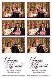 Janice & David