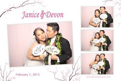 Janice & Devon (Fusion Photo Booth)
