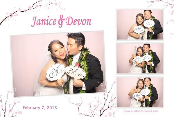 Janice & Devon Wedding (Fusion Photo Booth)