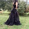 Raven back--lace up corset back