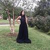 Black rose front