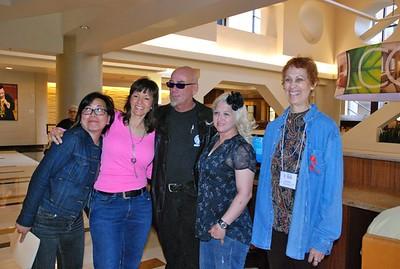 2011 Tradeswomen Conference in Oakland, CA  April 29-May 1. Jeanne Park, Robyn Bush, Johnny O'Kane, Kelly Andrews, Jan Jenson