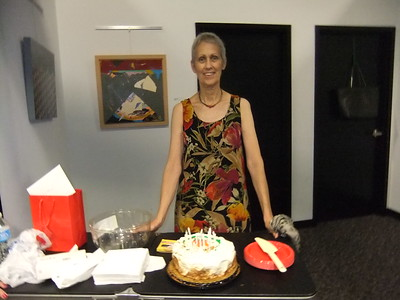 Thanks to the Charlotte Music Awards gang for my YUMMY carrot birthday cake in 2012!  This was taken at the Junior Showcase in Rock Hill, SC.