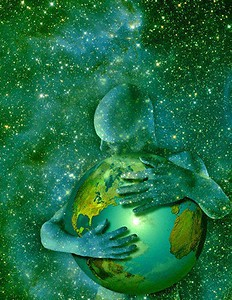 change someone's world with a hug