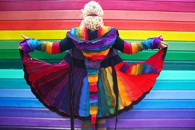 This fabulous sweater coat is SOOOO ME!