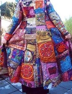 gypsie junkie coat