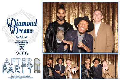 Diamond Dreams Gala 2018 - Strips