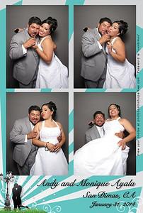 Andy and Monique's Wedding