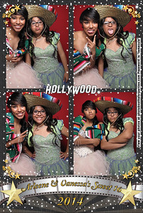 Arleene & Vanessa's Sweet 16