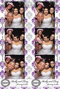 Becky and Tony's Wedding