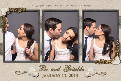 Bo and Griselda's Wedding