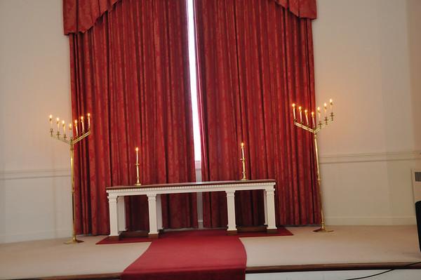 Chapel January 16, 2014