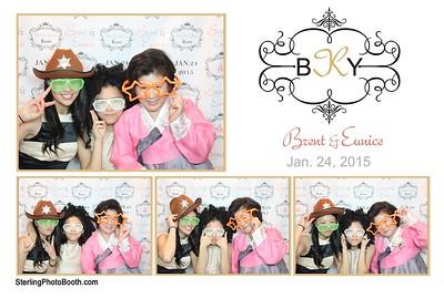 Brent & Eunice's Wedding