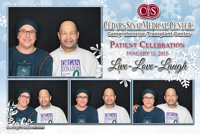 Cedars-Sinai Transplant Patient Celebration