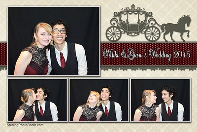 Nikki & Giam's Wedding
