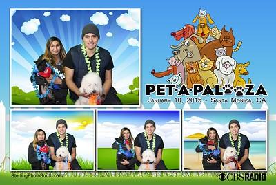 Pet-A-Palooza CBS Radio