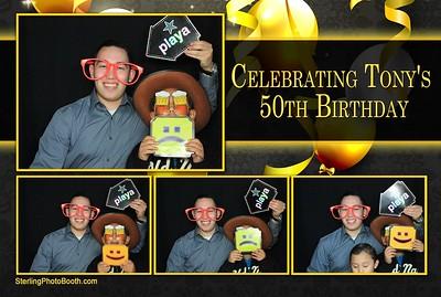 Tony's 50th Birthday