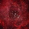 Rossette Nebula 127nnCanon T3i 15min x7 011915