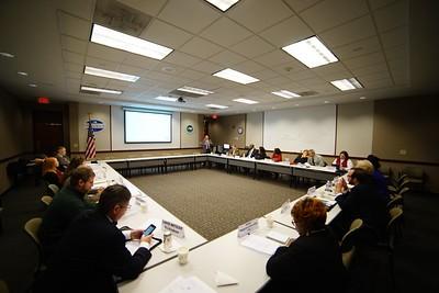 January 2016 Steering Committee Meetings