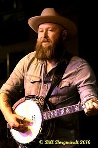Chris Duncombe - Washboard Union at Blackjack's Roadhouse 087