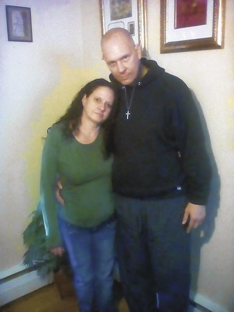 Kimberly Rudy and Daniel Ciccolella